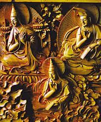 grundlæggelsen af buddhisme
