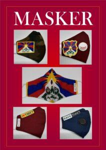 Se vores store udvalg af Tibet-masker!